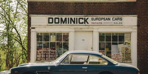 Dominik European Car Repair has been a family owned business since 1961 and sees all kinds of classic cars from the 1950s, '60s and '70s.