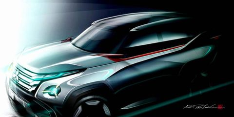 Mitsubishi will unveil three new concept cars at the 2013 Tokyo Motor Show.