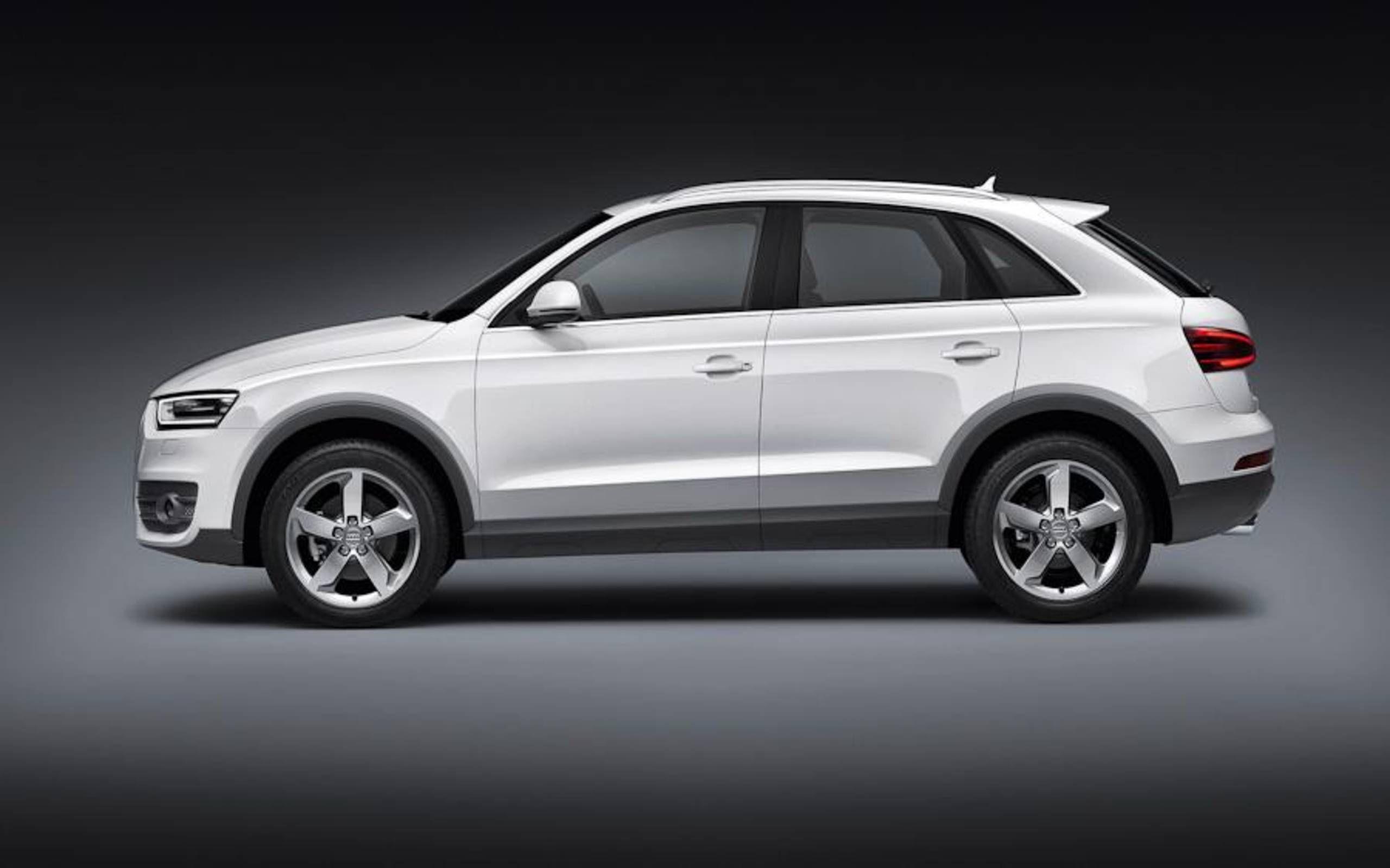 Kekurangan Audi Q3 Perbandingan Harga