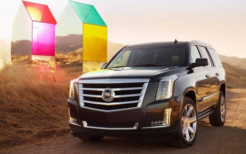 The 2015 Cadillac is set to reveal on October 7th in New York City.