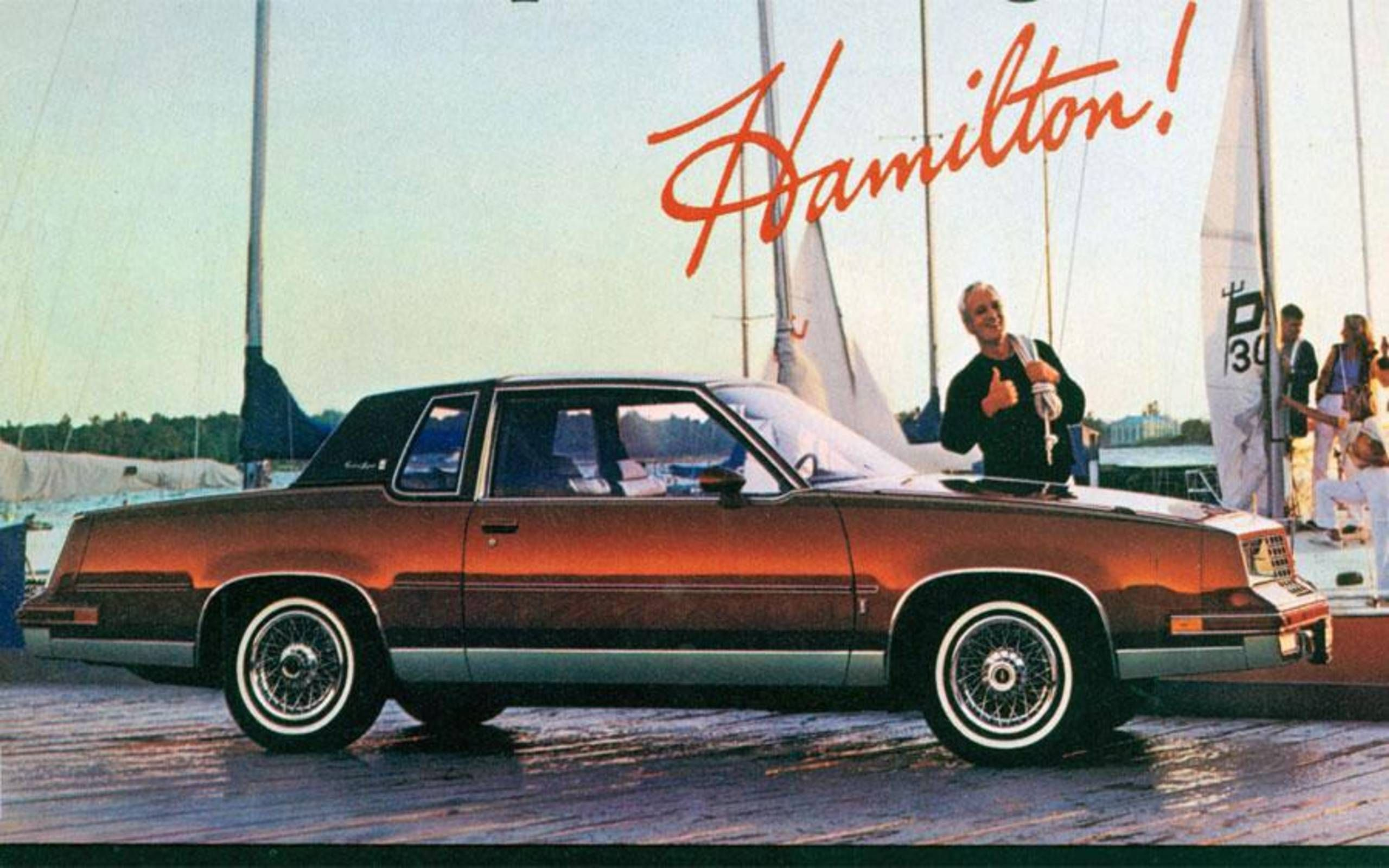 context is crucial 1981 oldsmobile cutlass supreme brougham advertisement context is crucial 1981 oldsmobile