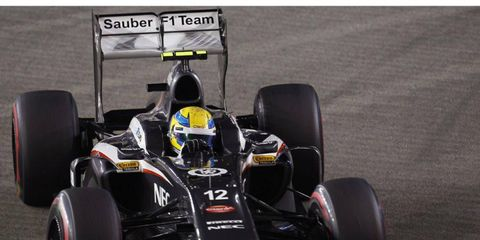 The Sauber/Ferrari partnership will continue uninterrupted for the foreseeable future.