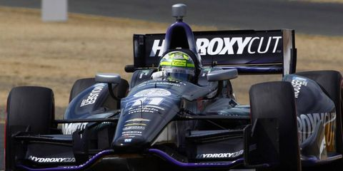 Tony Kanaan made it official on Friday when he announced he would be moving to Ganassi Racing.