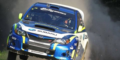 Rally America has released its full schedule for the 2014 season.