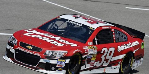 Ryan Newman currently sits seventh in the Chase standings, 48 points behind leader Matt Kenseth.