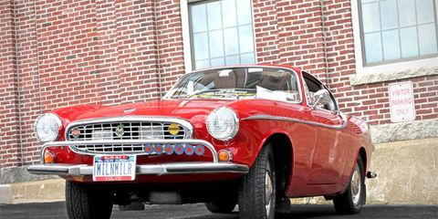 Irv Gordon's prized Volvo P1800 reportedly crested the 3 million-mile mark in September of this year.