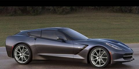 Love it or hate it, the C7-based Callaway AeroWagon is coming in January.