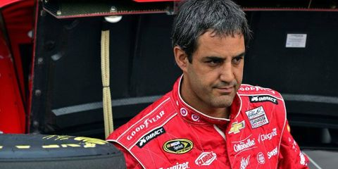 Juan Pablo Montoya is one of the few drivers to have competed in both Formula One and NASCAR