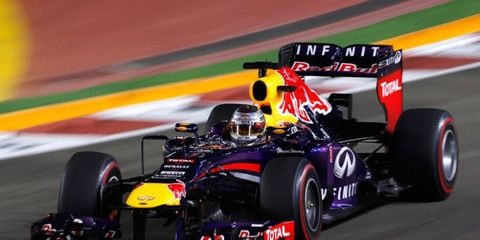 Some observers believe that Red Bull Racing may have developed an exhaust-blowing solution that is helping the car run away from the Formula One pack this year.