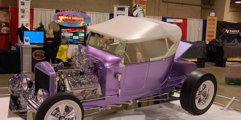 The Takeout T was one of the contenders for America's Most Beautiful Roadster
