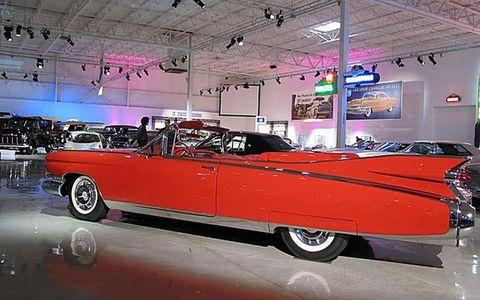 1959 Cadillac Eldorado Biarritz designed by Jordan