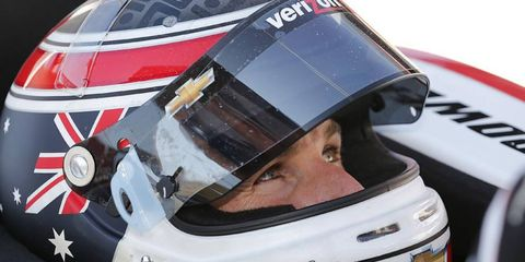 Will Power said he's prepared to do anything to help Penske teammate Helio Castroneves win the IndyCar title.