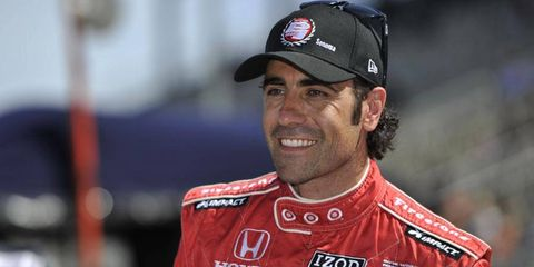 Franchitti was released from the hopsital on Thursday and should have enough time to recover for the 2014 season.
