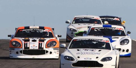 The Aston Martin GT4 Challenge Series is coming to North America with at least six stops in 2014.