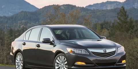 Our look at all the new or refreshed 2014 cars includes the Acura RLX. As the replacement for the RL, the RLX gets fresh exterior styling, along with larger dimensions.