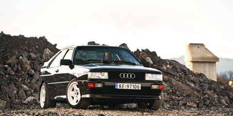 History of the Audi Quattro from 1980-1991.