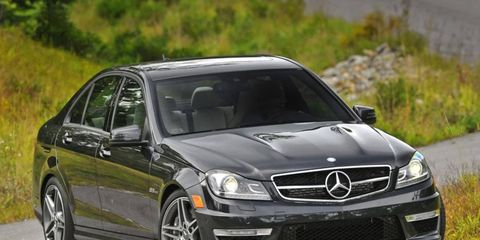 The 2013 Mercedes-Benz C63 AMG sedan is certainly one of the most enjoyable cars in the Benz lineup.