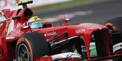 Felipe Massa could be in line to replace Pastor Maldonado at Williams F1.