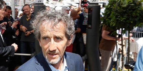 Four-time Formula One champion Alain Prost is expected to be introduced as the newest team owner in the Formula E series.