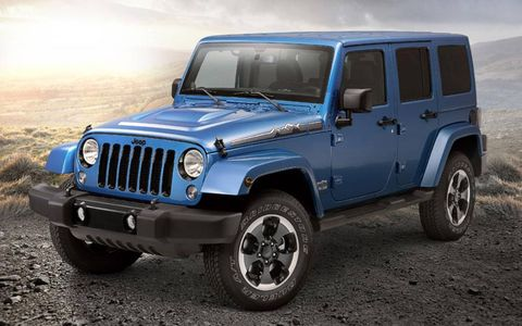 The 2014 Jeep Wrangler Polar Edition will debut in North American showrooms this November.