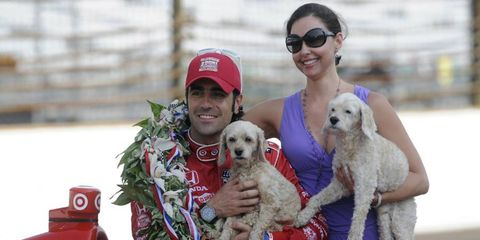 US Weekly is reporting that Ashley Judd and Dario Franchitti are getting back together.