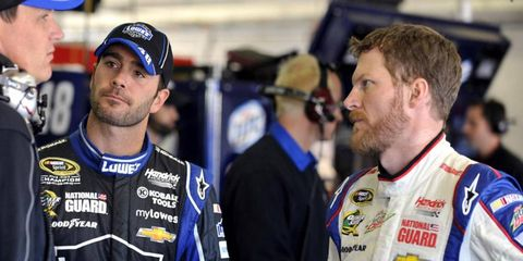 Greg Morin, who is the pit crew coach for Jimmie Johnson and Dale Earnhardt Jr.'s teams, took questions from Reddit users on Wednesday.