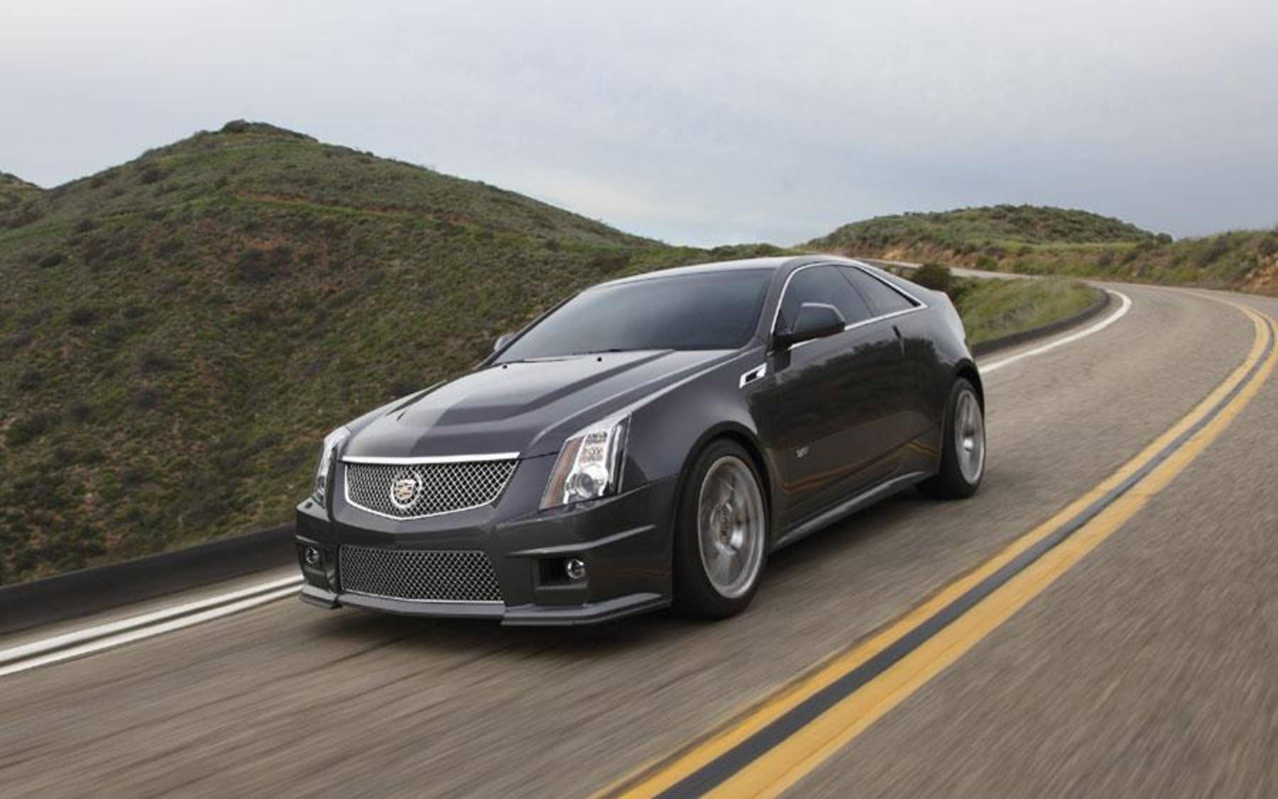 2014 Cadillac Cts V Coupe Review Notes