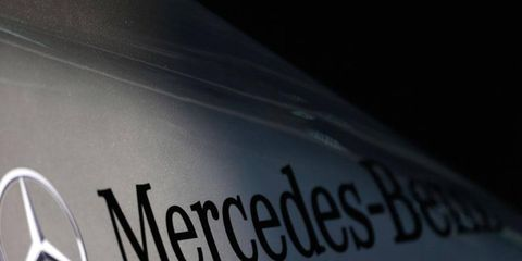 Will Mercedes benefit from the new engine regulations for 2014 in Formula One?