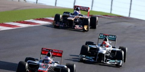 Could there be a new Formula One team in 2015?