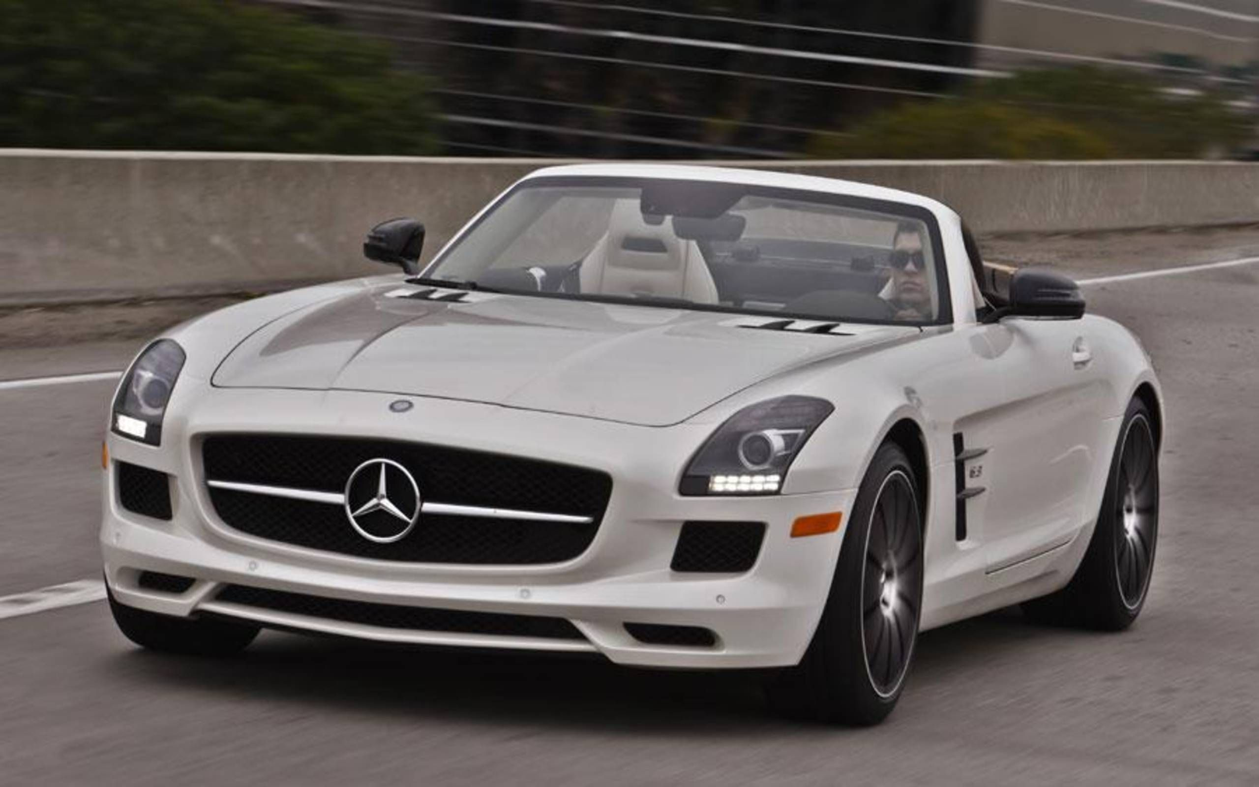 2013 Mercedes Benz Sls Amg Gt Roadster Review Notes