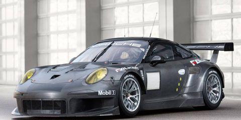 Falken Motorsports is fielding a 2014 Porsche 911 RSR in the Tudor United SportsCar Series.