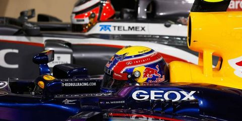 Formula One will not be adding races in New Jersey or Mexico in 2014.