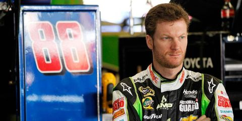 Dale Earnhardt Jr. is seventh in the NASCAR Sprint Cup points chase heading into Sunday's race at Texas Motor Speedway.