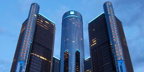 Blue, Tower block, Metropolitan area, Daytime, Sky, Urban area, City, Architecture, Metropolis, Property,