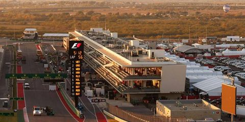 Steve Sexton has stepped down as Chief Executive Officer at Circuit of the Americas and been replaced by Jason Dial.