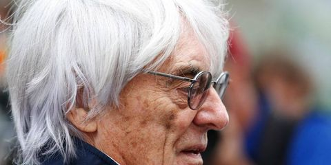 Bernie Ecclestone's position as head of Formula One could come to and end if trial in London finds he broke the law.