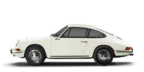 The Porsche 911 of today has clearly evolved from its original incarnation.