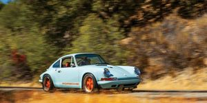 The Porsche 911 Reimagined by Singer; doesn't exactly roll off the tongue, does it?