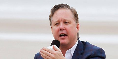 NASCAR chairman and CEO Brian France thanks fans for their passion in an open letter posted online Friday.