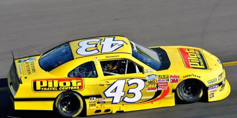 Michael Annett is a five-year veteran of the NASCAR Nationwide Series.