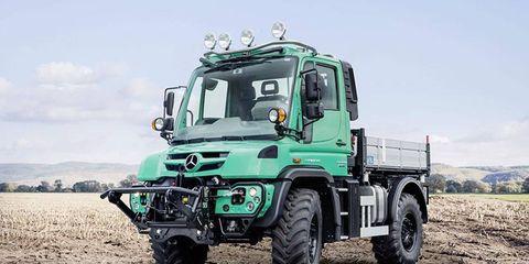 Unimog engines are now Euro VI compliant.