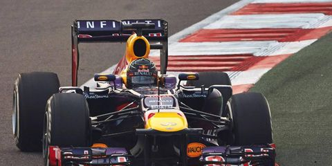 Red Bull Racing cleared a net profit of $1.1 million in the championship year of 2012.