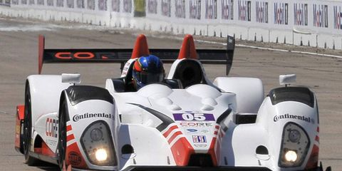 The LMPC class for Le Mans is being phased out and will be replaced by a new LMP3 class in 2015.