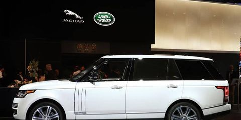 The first factory long-wheelbase Range Rover in almost 20 years, and now an even better alternative to luxury sedans.
