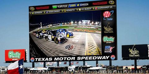There have been attendance issues throughout much of the NASCAR Sprint Cup circuit.