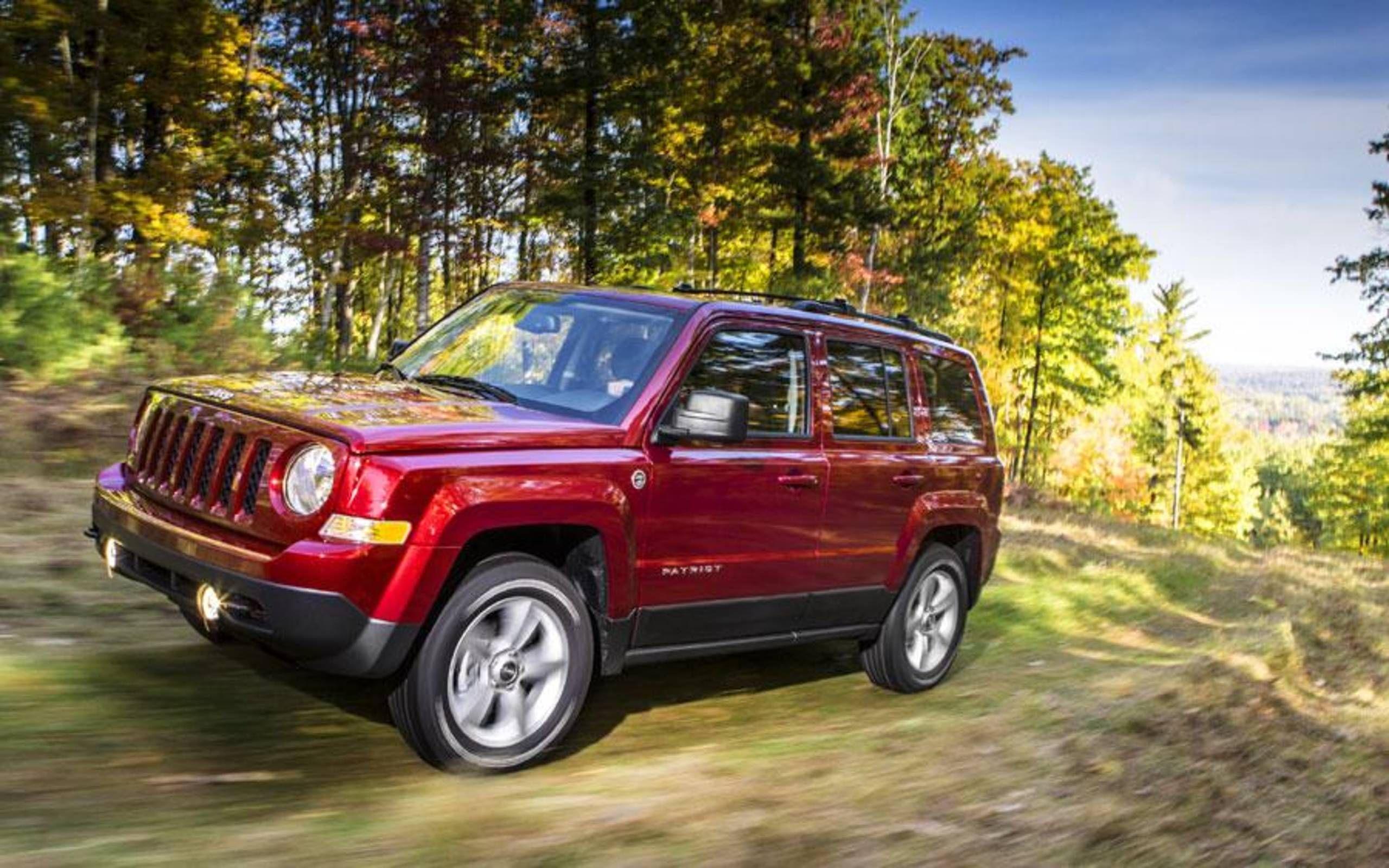2021 Jeep Patriot Price
