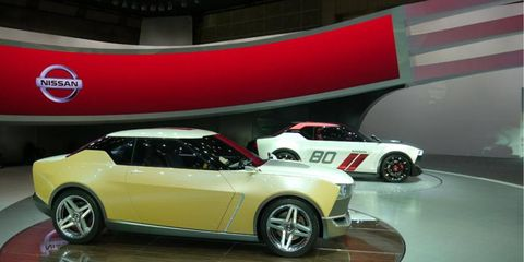 See any 510? The Nissan IDx concepts from Tokyo invoke the best of the 510.