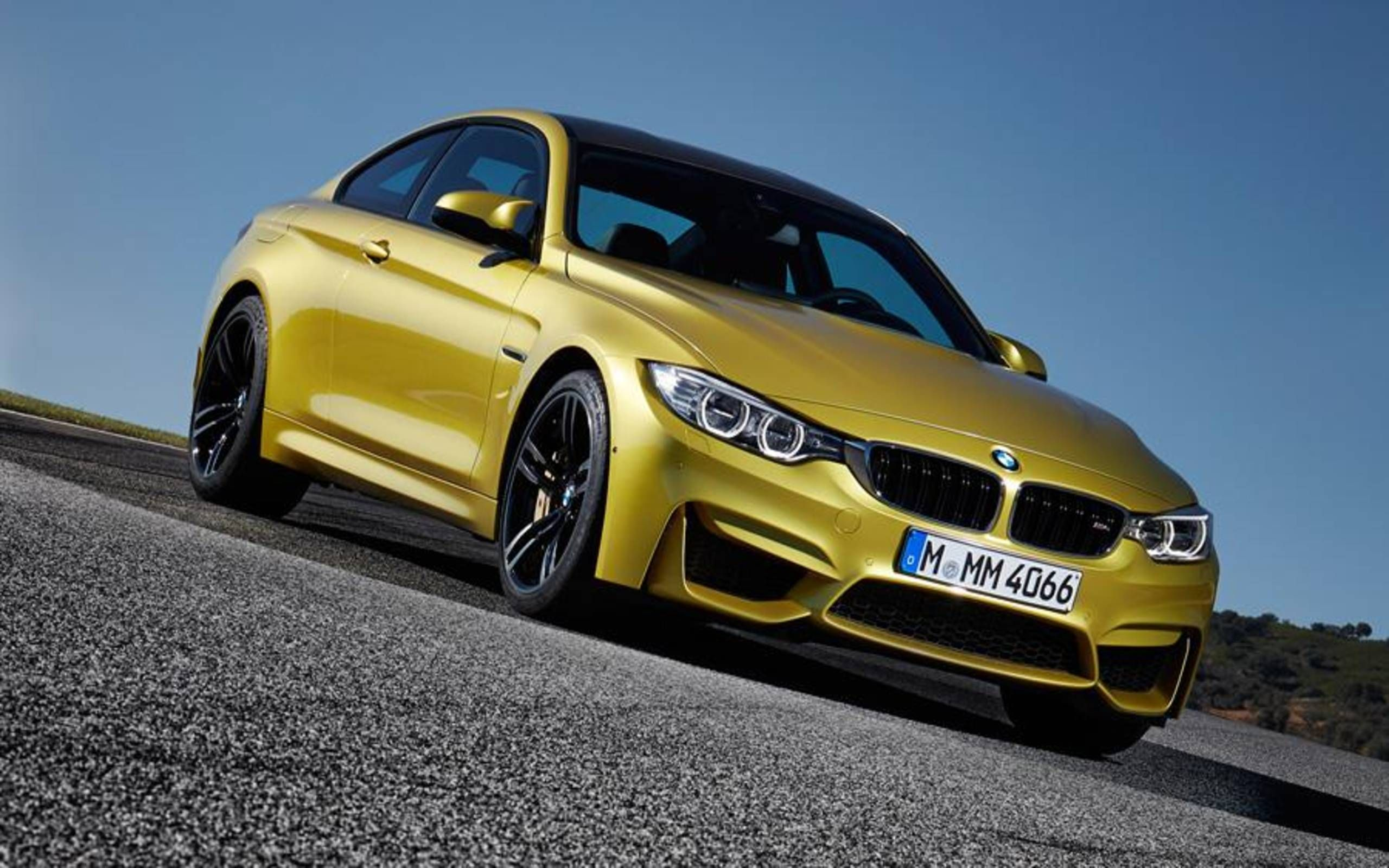 First Look 2014 Bmw M3 And M4