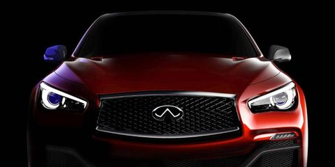 The Eau Rouge concept it slated to make its debut at the Detroit Auto Show this January.