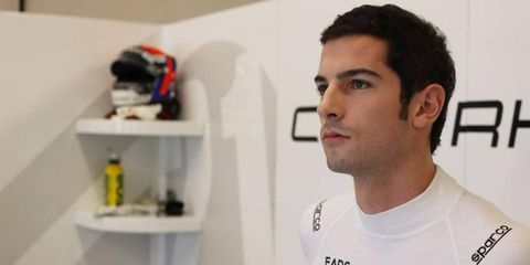 Alexander Rossi is the first American to win a GP2 Series race.